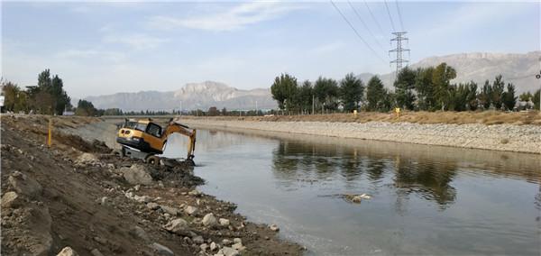 典农河(惠农段)水生态修复综合治理项目